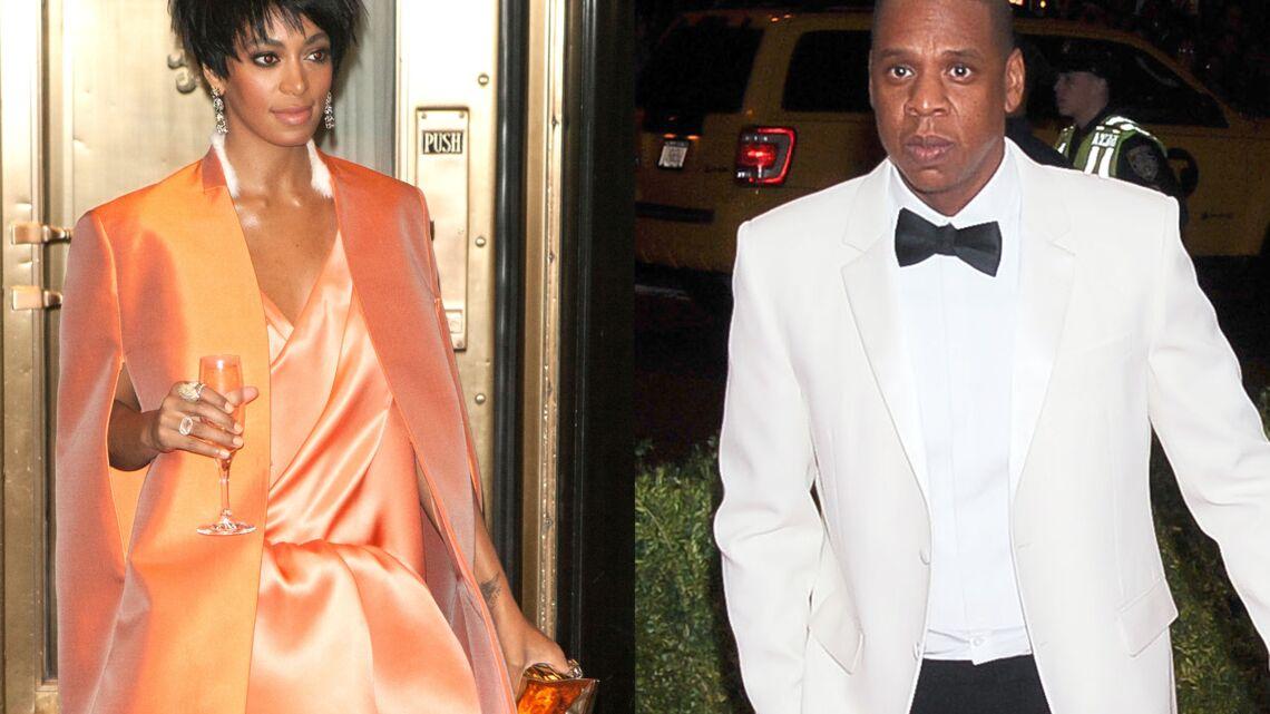 Vidéo– Jay Z attaqué par Solange, la sœur de Beyoncé