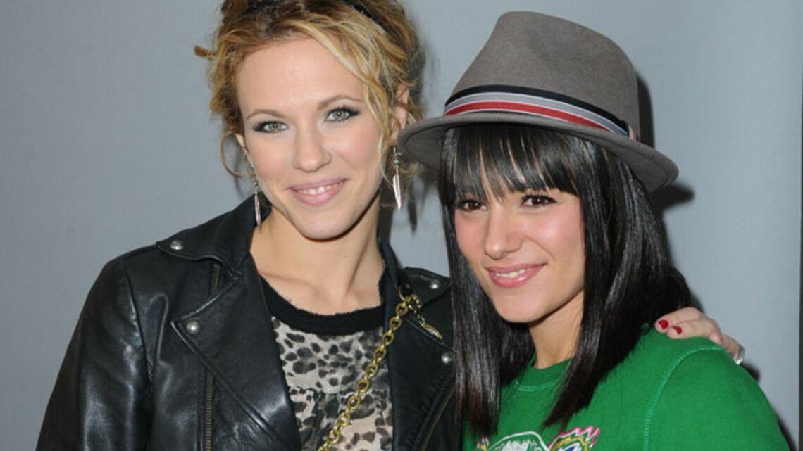 Gala By Night: Virée entre copines pour Lorie et Alizée