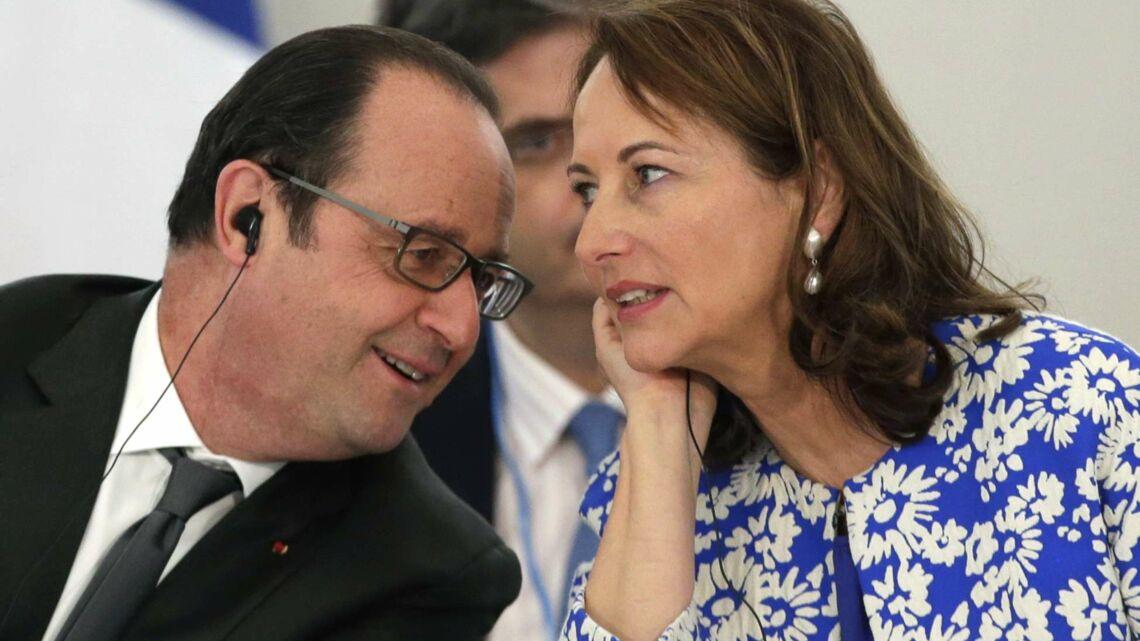 Vidéo – Ségolène Royal et François Hollande à nouveau en duo