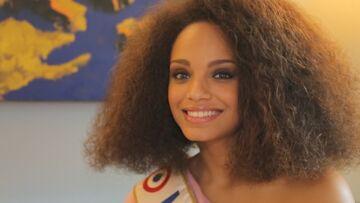 """VIDEO- Miss France """"Je vais me donner au maximum pour que la France conserve le titre de Miss Univers"""""""