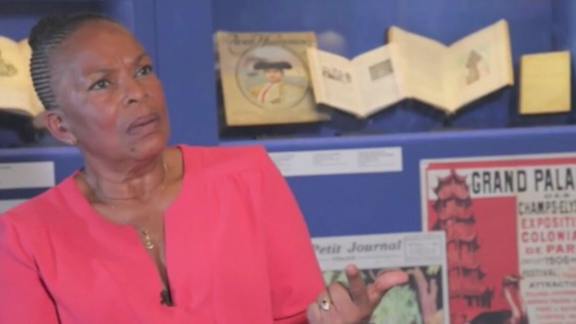 VIDEO – Chris­tiane Taubira face au racisme: elle inter­rompt bruta­le­ment son inter­view dans Complé­ment d'Enquête