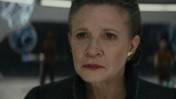 VIDÉO – L'émotion Carrie Fisher dans la nouvelle bande-annonce de Star Wars