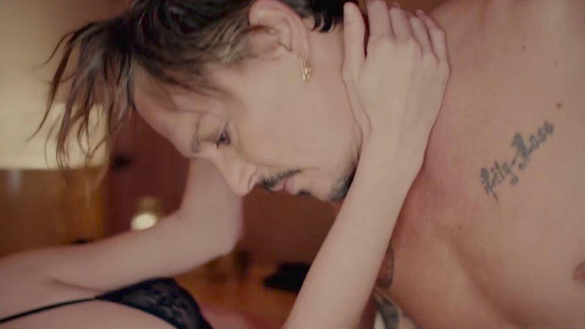 VIDEO – Johnny Depp en pleine orgie pour le nouveau clip de Marilyn Manson