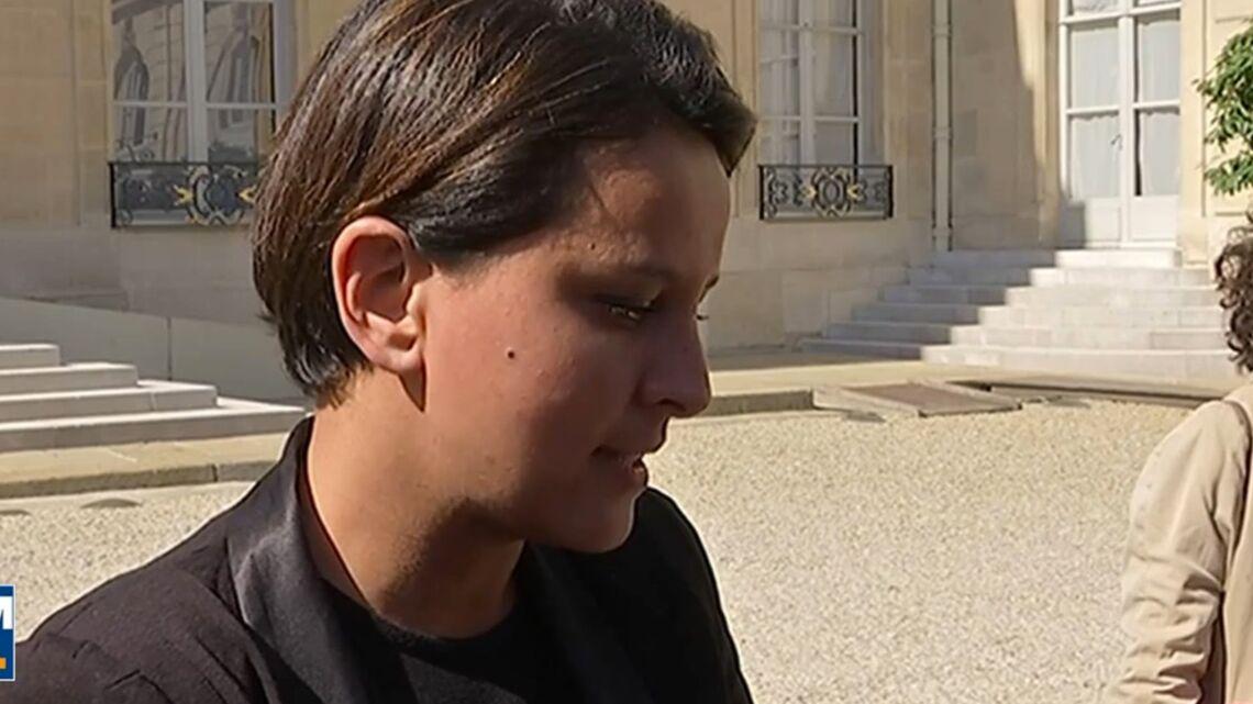 VIDEO – Najat Vallaud-Belkacem très émue lors du dernier conseil des ministres