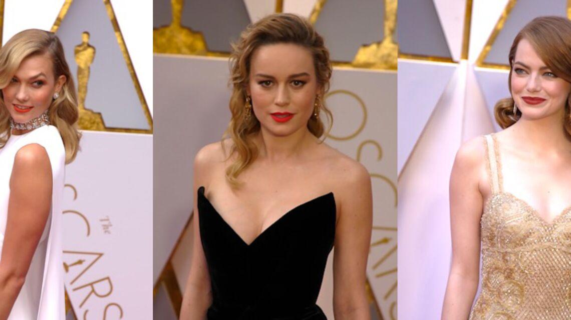 VIDÉO – Les looks les plus incroyables des Oscars
