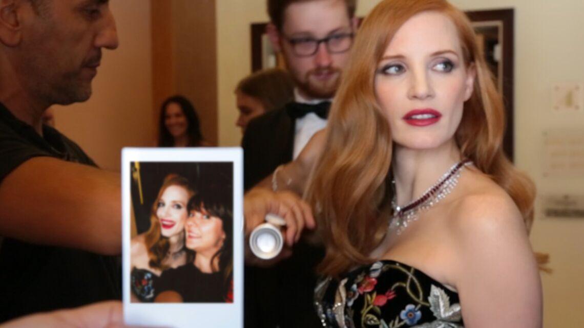 VIDEO- La Story Instax avec Jessica Chastain