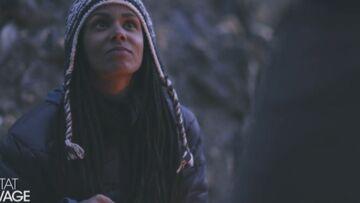 VIDEO – Découvrez les premières images de Shy'm, épuisée et en pleurs, dans «À l'État Sauvage»