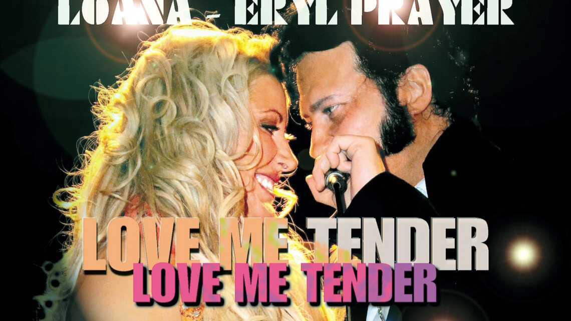 VIDEO – Loana sort «Love me tender» en duo avec son ex, Eryl Prayer