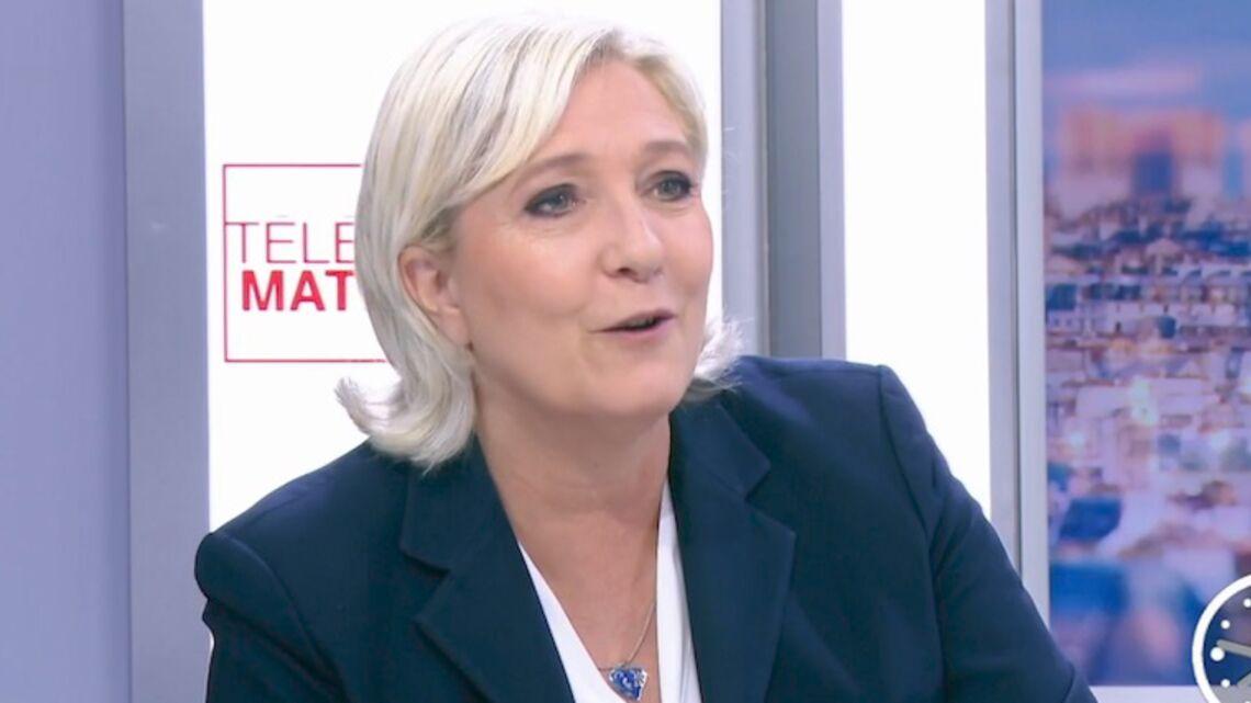 VIDEO – Marine Le Pen le lapsus qui en dit long sur sa relation avec son père