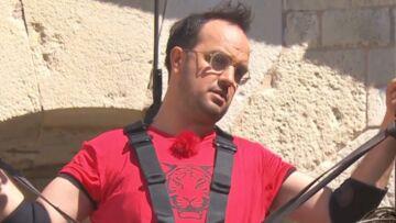 VIDEO – Fort Boyard: pour Jarry l'émission tourne au cauchemar