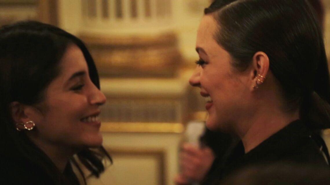 VIDEO GALA- Grand moment d'émotion entre Marion Cotillard et Leïla Bekhti