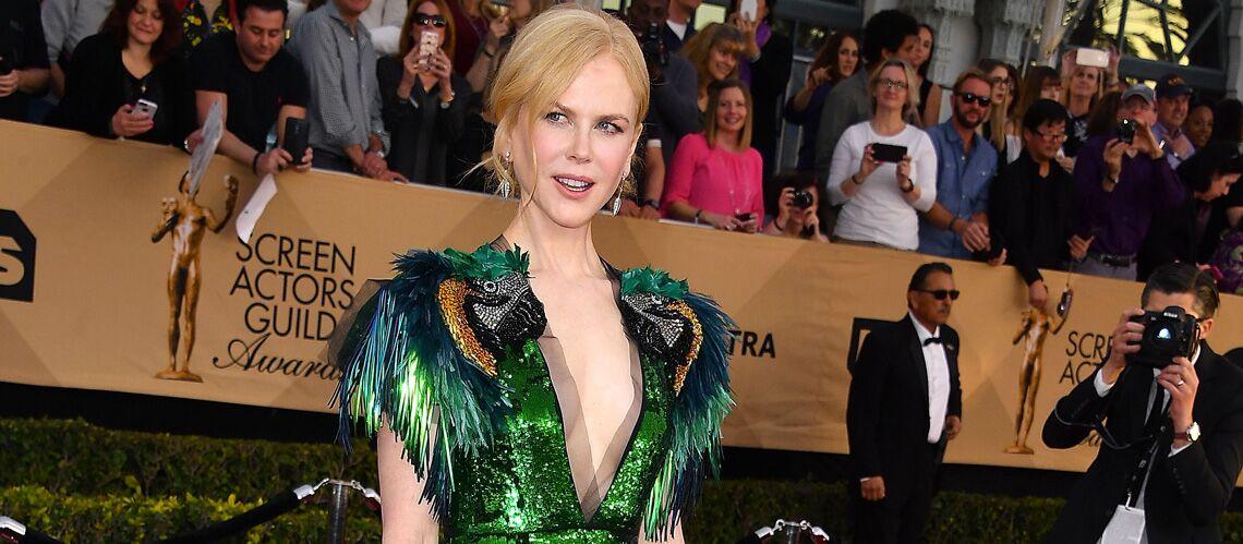 VIDEO- Nicole Kidman, Michelle Williams: les drôles de looks des SAG Awards