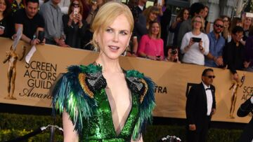 VIDEO- Nicole Kidman, Michelle Williams: les drôles de looks des SAG Awards