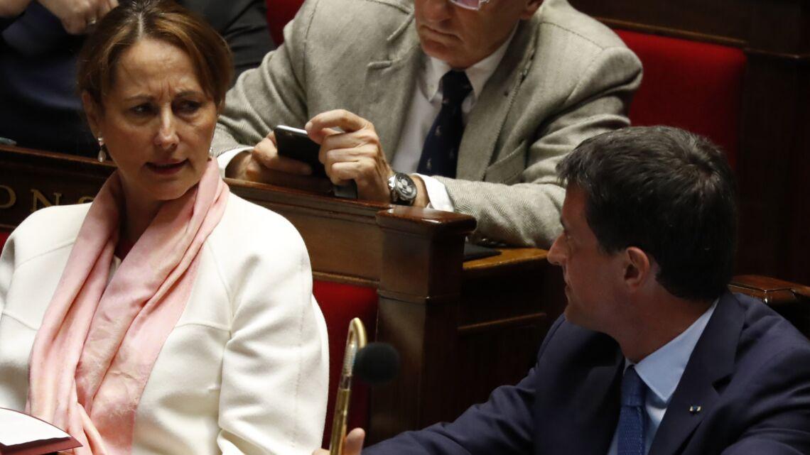 """VIDEO – Ségolène Royal accuse Manuel Valls de """"polluer"""" l'arrivée au pouvoir d'Emmanuel Macron"""