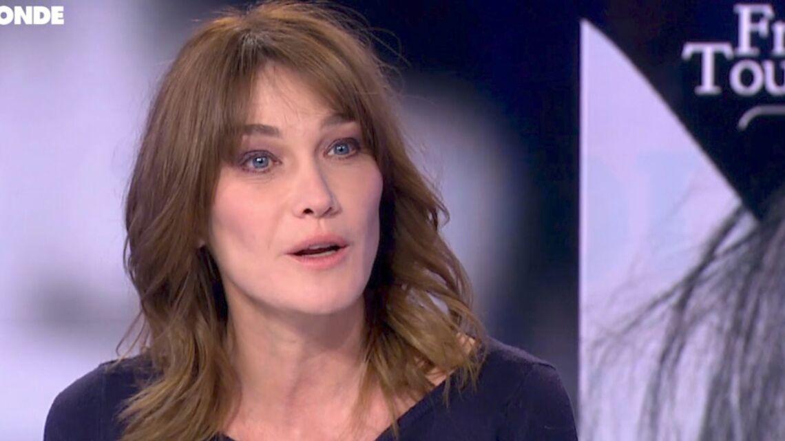VIDEO – Selon Carla Bruni, Nicolas Sarkozy voit Emmanuel Macron comme un «poulain»
