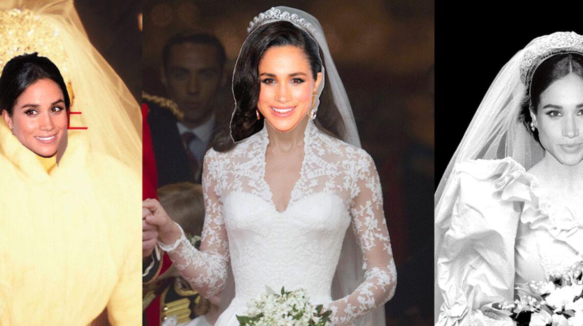 VIDEO- À quoi va ressembler Meghan Markle en mariée?