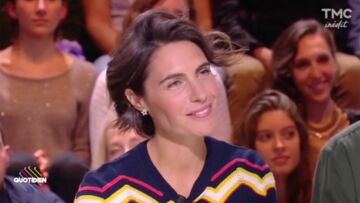 VIDEO – Alessandra Sublet évoque son retour à la télévision: «Je suis patiente»