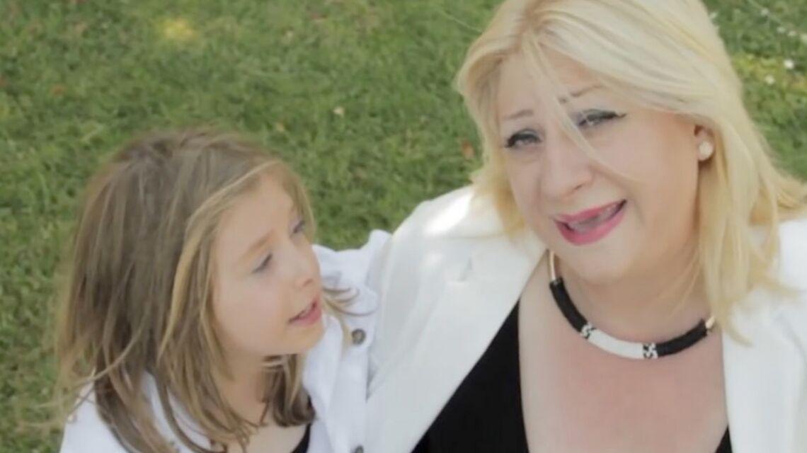 VIDEO – La maman d'une des chanteuses des «Kids United» dans The Voice