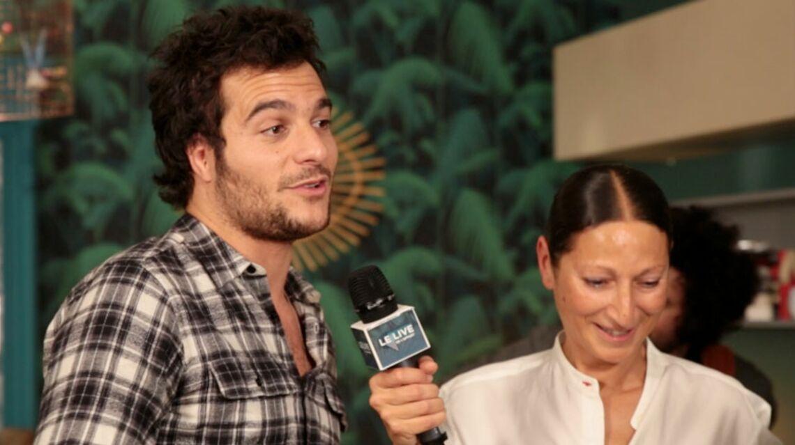 VIDEO – Amir, son rôle d'acteur rêvé? «Rocco Siffredi!»