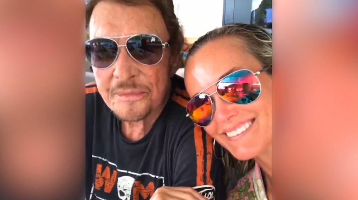 VIDEO – Le film de vacances de rêves de Laeticia, Johnny Hallyday, et leurs enfants