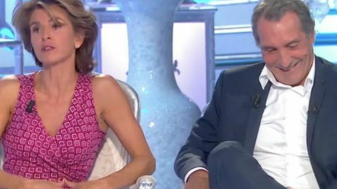 GALA VIDEO – Anne Nivat insultée sur Twitter à cause de sa robe «trop sexy »