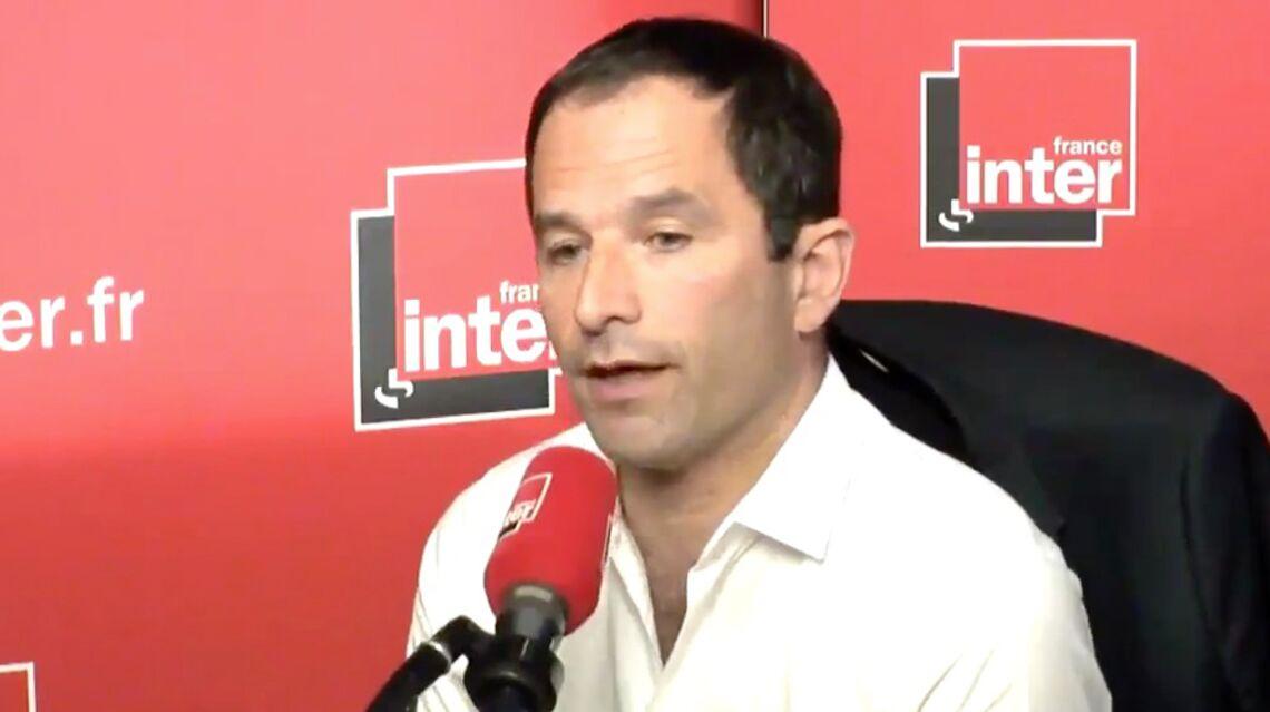 VIDEO – Benoit Hamon, candidat malheureux du PS en manque de câlins…