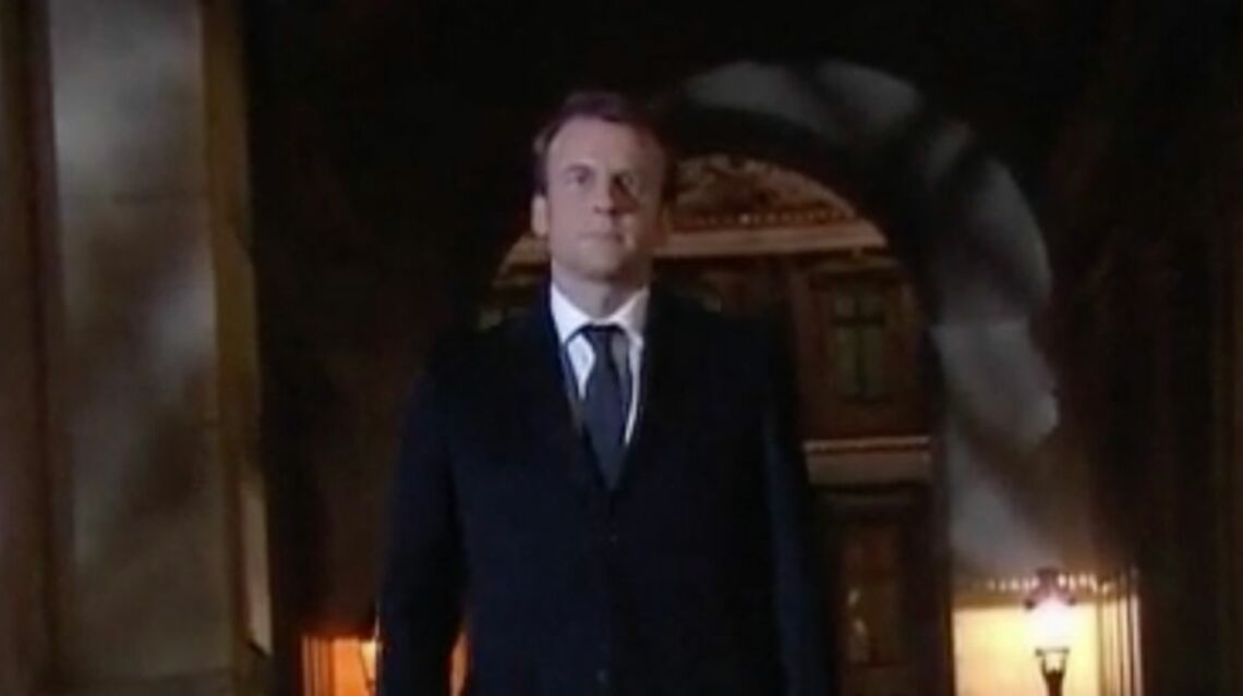 VIDEO – Les meilleures parodies sur l'arrivée d'Emmanuel Macron au Louvre