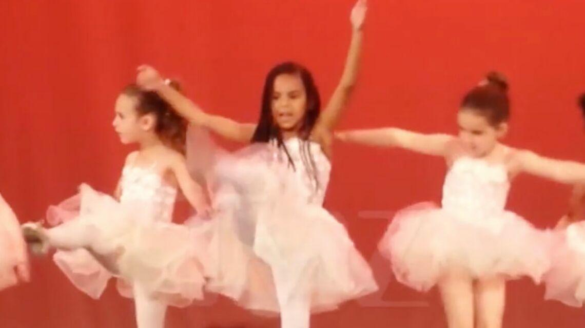 VIDEO – Blue Ivy, star de son spectacle de danse: show girl comme sa maman Beyoncé