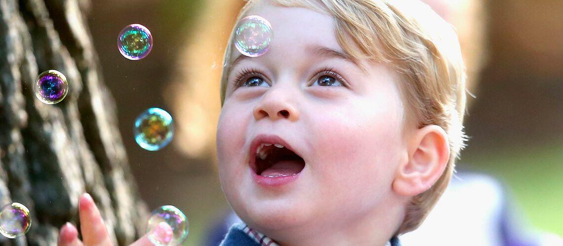 Video Joyeux Anniversaire Prince George Gala