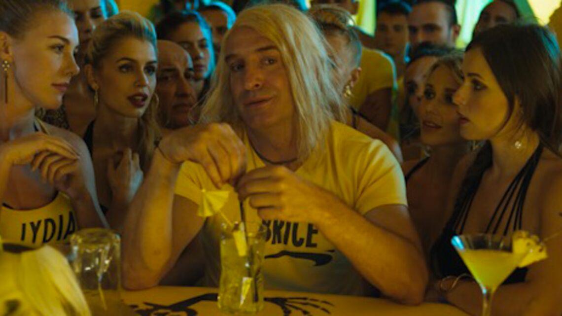 VIDEO- Jean Dujardin n'a pas tout montré dans Brice de Nice 3