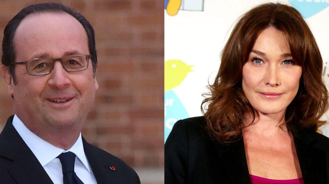 VIDEO – Le jour où le contentieux entre Carla Bruni-Sarkozy et François Hollande a commencé