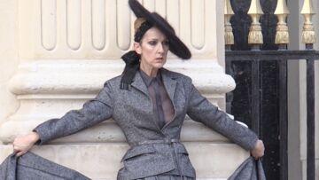 """VIDEO – Céline Dion: pour poser pour Vogue, elle a voulu être """"traitée comme un mannequin"""""""