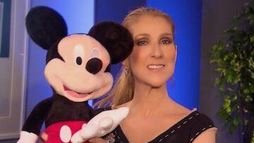 VIDEO – Céline Dion et Omar Sy réunis pour Disneyland Paris