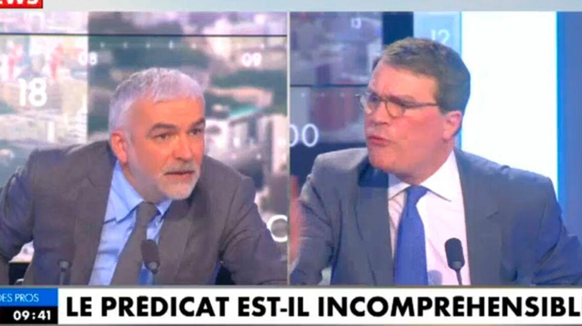 VIDEO – Clash entre Pascal Praud et le député Patrick Bloche