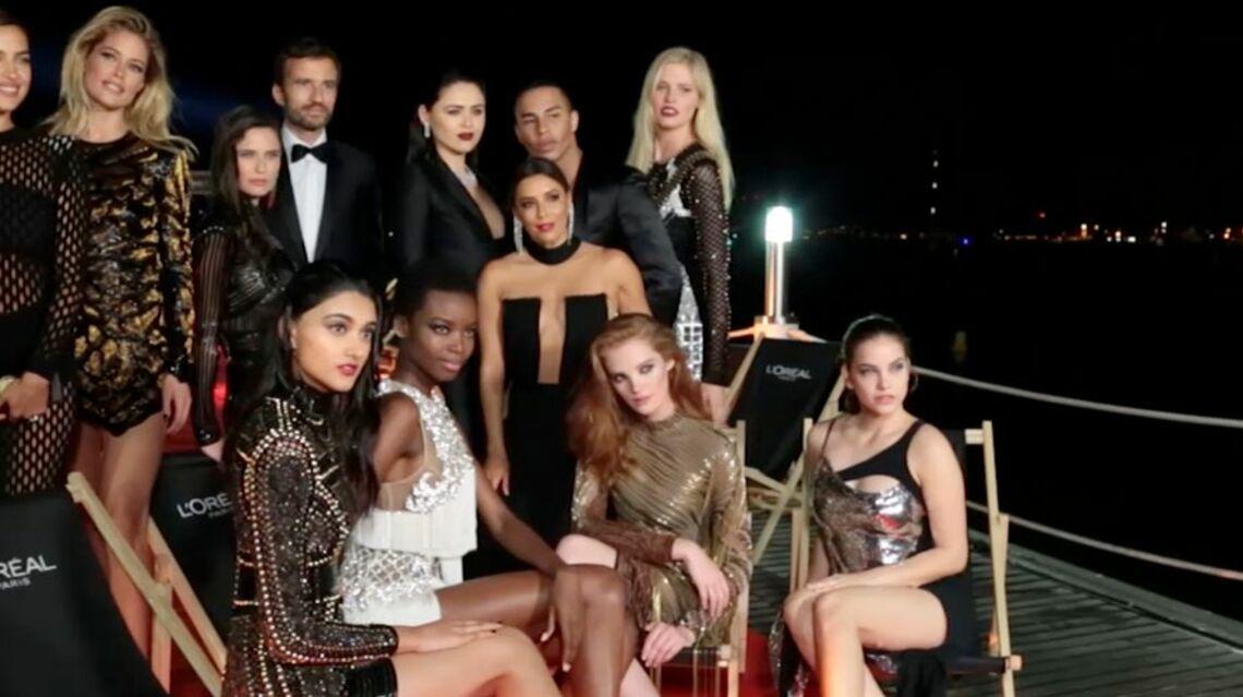 VIDEO –Ségolène Royal, première fan des égéries L'Oréal Paris