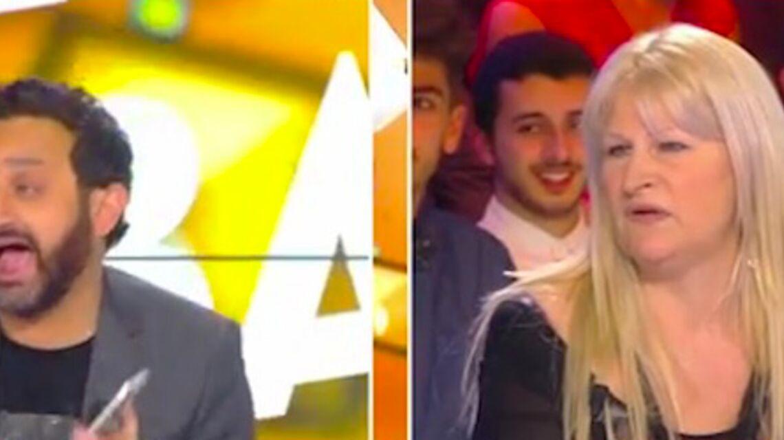VIDEO – TPMP: Cyril Hanouna insulté en direct par une dominatrice