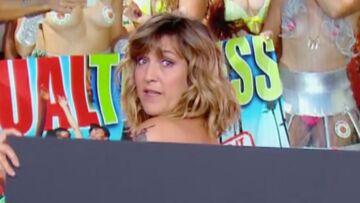 VIDEO – Daphné Burki topless pour sa première sur France 2: l'animatrice donne de sa personne