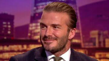 VIDEO – David Beckham n'est «pas prêt» à ce que Brooklyn quitte le foyer familial