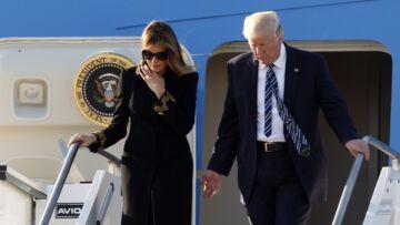 VIDEO – Melania et Donald Trump: Jeu de mains, jeu de vilains!