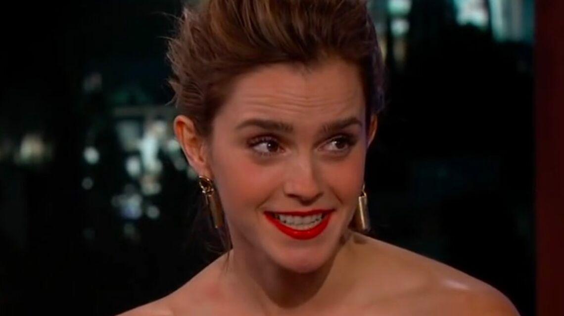 VIDEO –Emma Watson explique avoir gâché plusieurs scènes d'Harry Potter