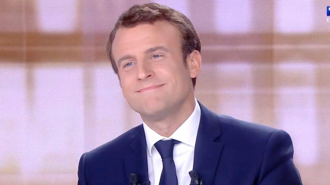 VIDÉO – Emmanuel Macron accuse Marine Le pen d'avoir récusé Anne-Claire Coudray, le FN contre attaque
