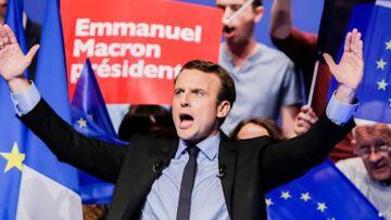 VIDEO – Emmanuel Macron le reconnaît «il avait l'air d'un dingue sur scène»