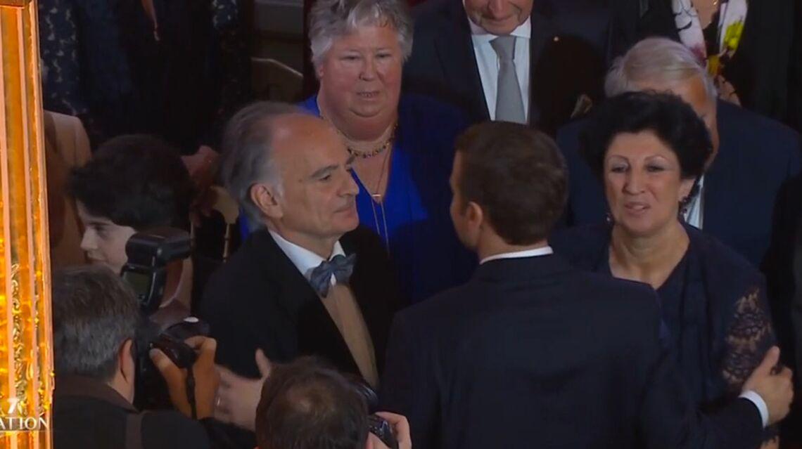 VIDEO – Qui est Jean-Michel Macron, le père d'Emmanuel Macron, qui s'était toujours tenu loin des caméras?