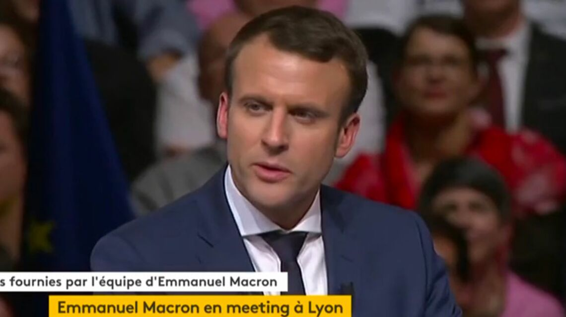 VIDEO – Pour maîtriser sa voix, Emmanuel Macron est coaché par un chanteur d'opéra