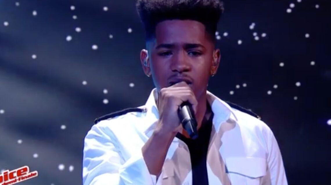 VIDEO – Énorme émotion dans The Voice quand Lisandro chante en pleurs pour son père qu'il ne voit plus