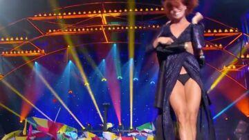 VIDEO – Fauve Hautot nous a montré sa culotte et ce n'était pas prévu
