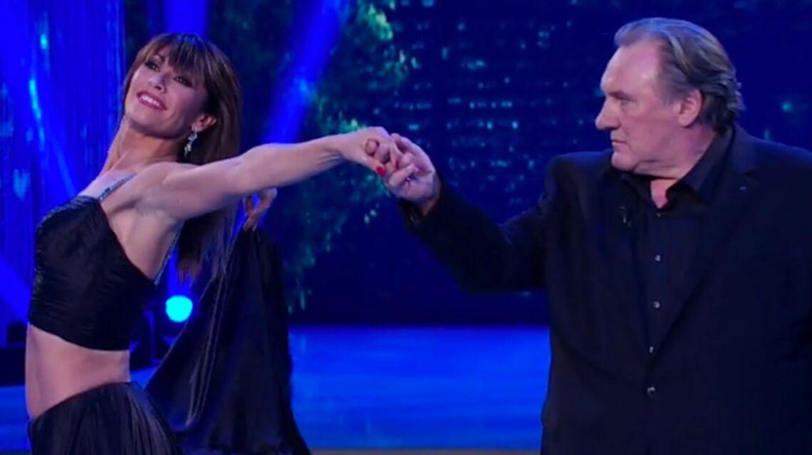 VIDEO – Gérard Depardieu dans «Danse avec les stars», le comédien comme vous ne l'avez jamais vu