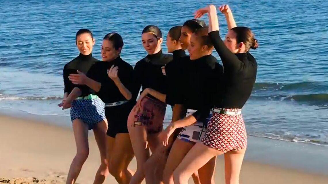 VIDÉO – Ashley Graham, Kendall Jenner, Gigi Hadid prennent la pose ensemble pour Vogue