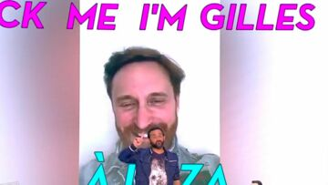 VIDEO – Gilles Verdez va faire son enterrement de vie de garçon avec David Guetta