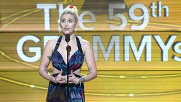 VIDEO – Grammy Awards: Paris Jackson, son discours fort et engagé contre Donald Trump